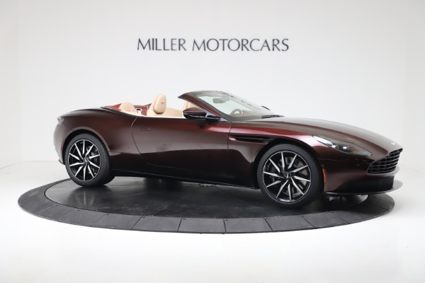 Used 2020 Aston Martin DB11 Volante for sale Sold at Rolls-Royce Motor Cars Greenwich in Greenwich CT 06830 9