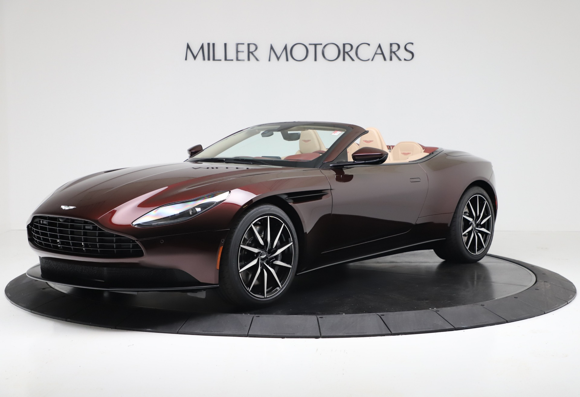 Used 2020 Aston Martin DB11 Volante Convertible for sale $223,900 at Rolls-Royce Motor Cars Greenwich in Greenwich CT 06830 1