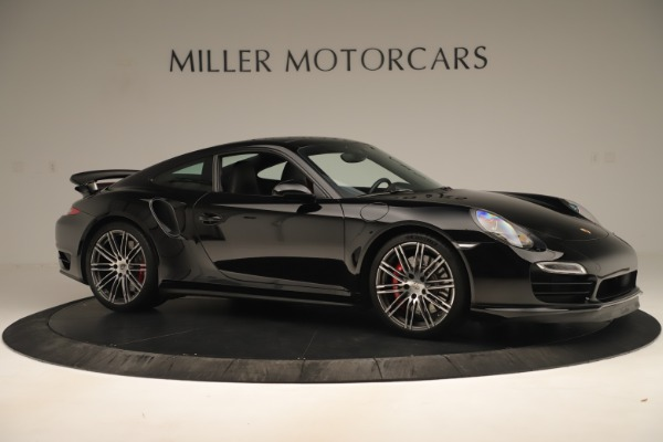 Used 2014 Porsche 911 Turbo for sale Sold at Rolls-Royce Motor Cars Greenwich in Greenwich CT 06830 10
