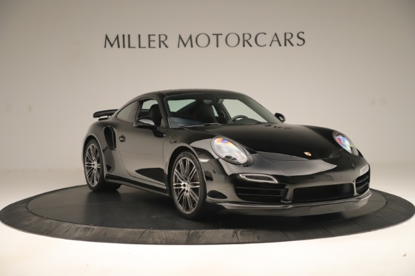 Used 2014 Porsche 911 Turbo for sale Sold at Rolls-Royce Motor Cars Greenwich in Greenwich CT 06830 11
