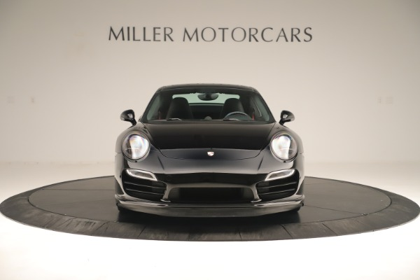 Used 2014 Porsche 911 Turbo for sale Sold at Rolls-Royce Motor Cars Greenwich in Greenwich CT 06830 12