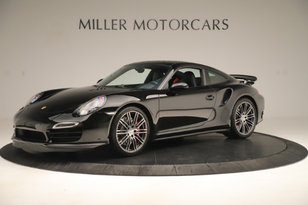Used 2014 Porsche 911 Turbo for sale Sold at Rolls-Royce Motor Cars Greenwich in Greenwich CT 06830 2