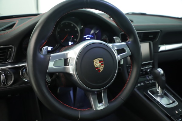 Used 2014 Porsche 911 Turbo for sale Sold at Rolls-Royce Motor Cars Greenwich in Greenwich CT 06830 26