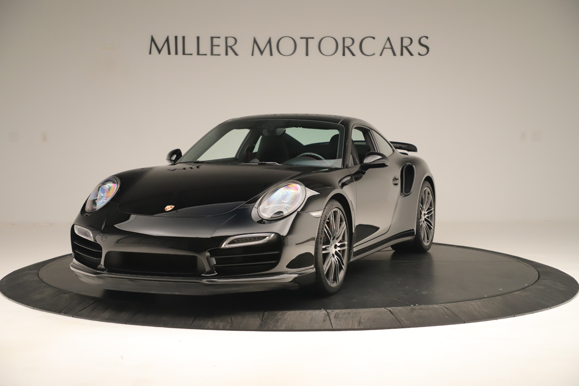 Used 2014 Porsche 911 Turbo for sale Sold at Rolls-Royce Motor Cars Greenwich in Greenwich CT 06830 1