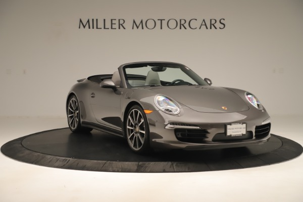 Used 2015 Porsche 911 Carrera 4S for sale Sold at Rolls-Royce Motor Cars Greenwich in Greenwich CT 06830 11