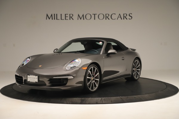 Used 2015 Porsche 911 Carrera 4S for sale Sold at Rolls-Royce Motor Cars Greenwich in Greenwich CT 06830 12