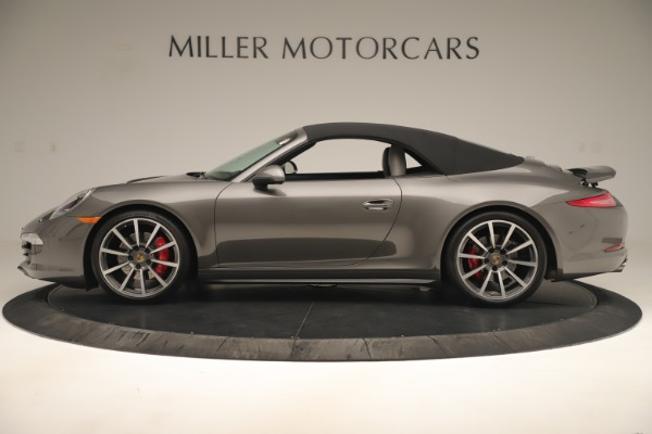 Used 2015 Porsche 911 Carrera 4S for sale Sold at Rolls-Royce Motor Cars Greenwich in Greenwich CT 06830 13