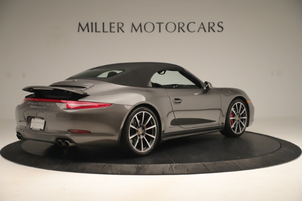 Used 2015 Porsche 911 Carrera 4S for sale Sold at Rolls-Royce Motor Cars Greenwich in Greenwich CT 06830 15