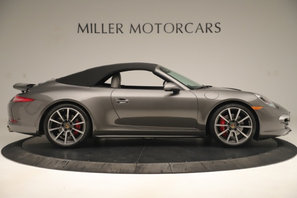 Used 2015 Porsche 911 Carrera 4S for sale Sold at Rolls-Royce Motor Cars Greenwich in Greenwich CT 06830 16