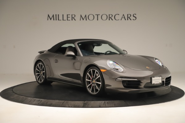 Used 2015 Porsche 911 Carrera 4S for sale Sold at Rolls-Royce Motor Cars Greenwich in Greenwich CT 06830 17