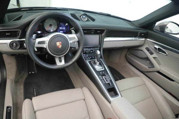 Used 2015 Porsche 911 Carrera 4S for sale Sold at Rolls-Royce Motor Cars Greenwich in Greenwich CT 06830 19