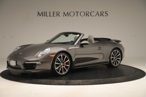 Used 2015 Porsche 911 Carrera 4S for sale Sold at Rolls-Royce Motor Cars Greenwich in Greenwich CT 06830 2