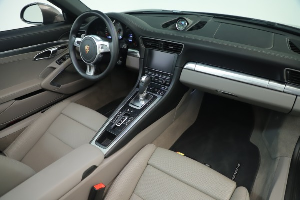 Used 2015 Porsche 911 Carrera 4S for sale Sold at Rolls-Royce Motor Cars Greenwich in Greenwich CT 06830 24