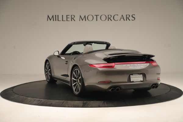 Used 2015 Porsche 911 Carrera 4S for sale Sold at Rolls-Royce Motor Cars Greenwich in Greenwich CT 06830 5