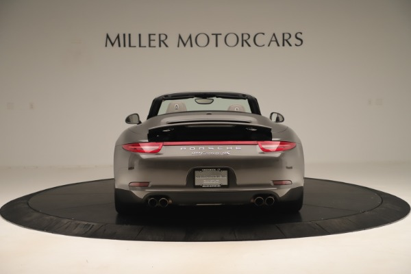 Used 2015 Porsche 911 Carrera 4S for sale Sold at Rolls-Royce Motor Cars Greenwich in Greenwich CT 06830 6