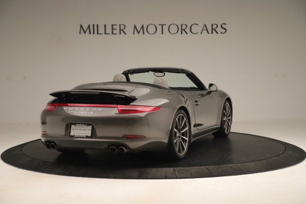Used 2015 Porsche 911 Carrera 4S for sale Sold at Rolls-Royce Motor Cars Greenwich in Greenwich CT 06830 7