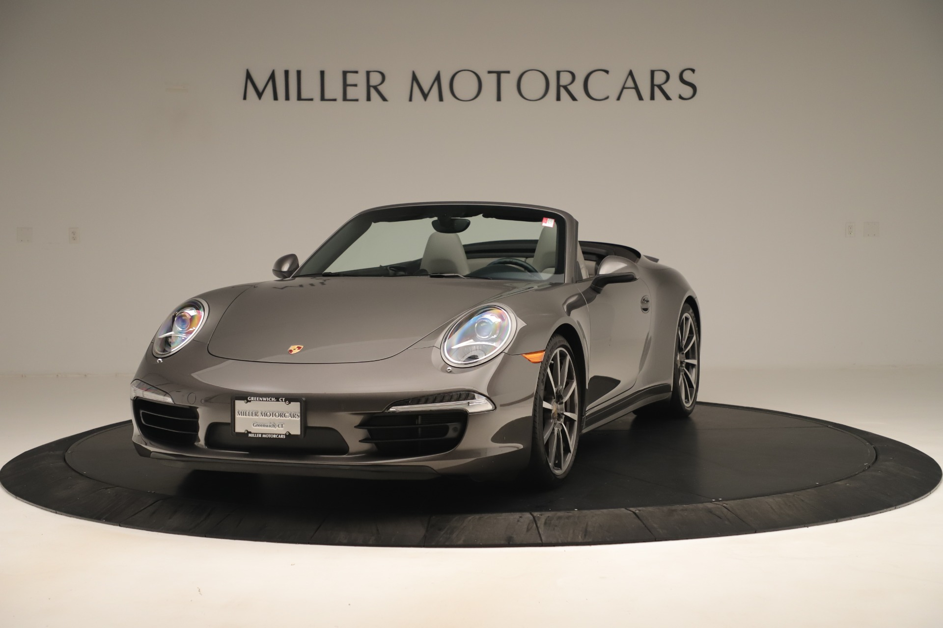 Used 2015 Porsche 911 Carrera 4S for sale Sold at Rolls-Royce Motor Cars Greenwich in Greenwich CT 06830 1