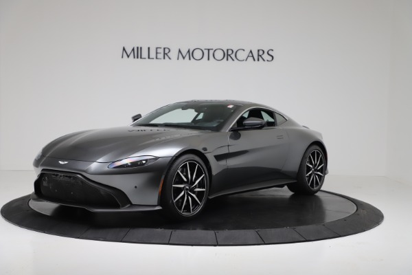 Used 2020 Aston Martin Vantage Coupe for sale $123,900 at Rolls-Royce Motor Cars Greenwich in Greenwich CT 06830 17