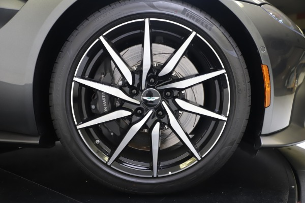 Used 2020 Aston Martin Vantage Coupe for sale $123,900 at Rolls-Royce Motor Cars Greenwich in Greenwich CT 06830 18