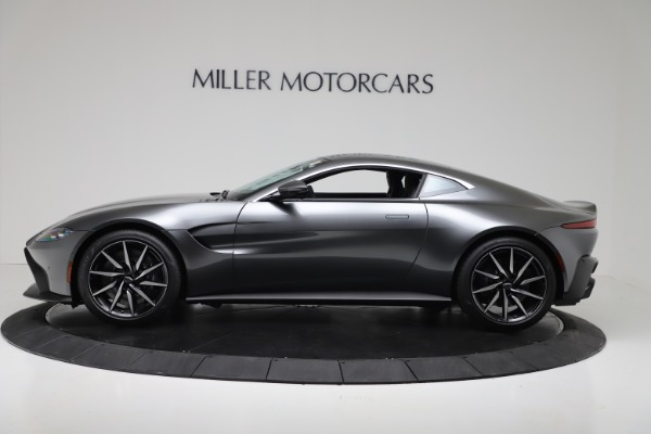 Used 2020 Aston Martin Vantage Coupe for sale $123,900 at Rolls-Royce Motor Cars Greenwich in Greenwich CT 06830 2