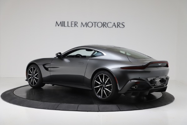 Used 2020 Aston Martin Vantage Coupe for sale $123,900 at Rolls-Royce Motor Cars Greenwich in Greenwich CT 06830 3