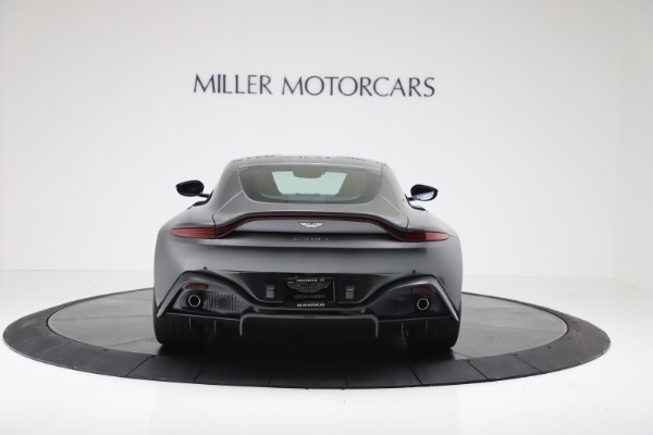 Used 2020 Aston Martin Vantage Coupe for sale $123,900 at Rolls-Royce Motor Cars Greenwich in Greenwich CT 06830 4