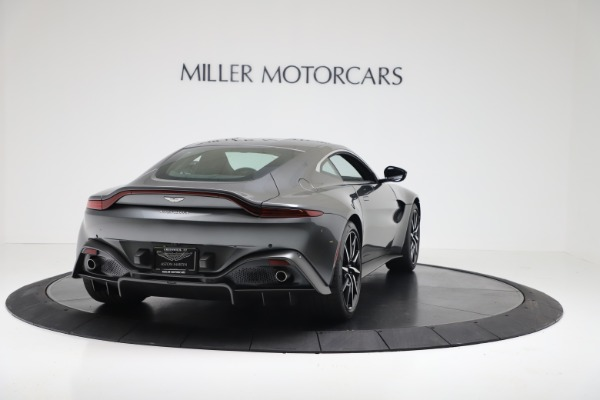 Used 2020 Aston Martin Vantage Coupe for sale $123,900 at Rolls-Royce Motor Cars Greenwich in Greenwich CT 06830 5