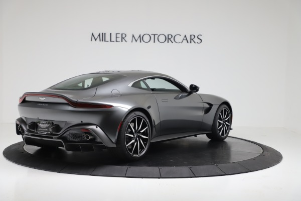 Used 2020 Aston Martin Vantage Coupe for sale $123,900 at Rolls-Royce Motor Cars Greenwich in Greenwich CT 06830 6