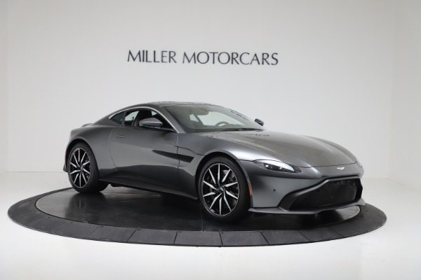 Used 2020 Aston Martin Vantage Coupe for sale $123,900 at Rolls-Royce Motor Cars Greenwich in Greenwich CT 06830 9