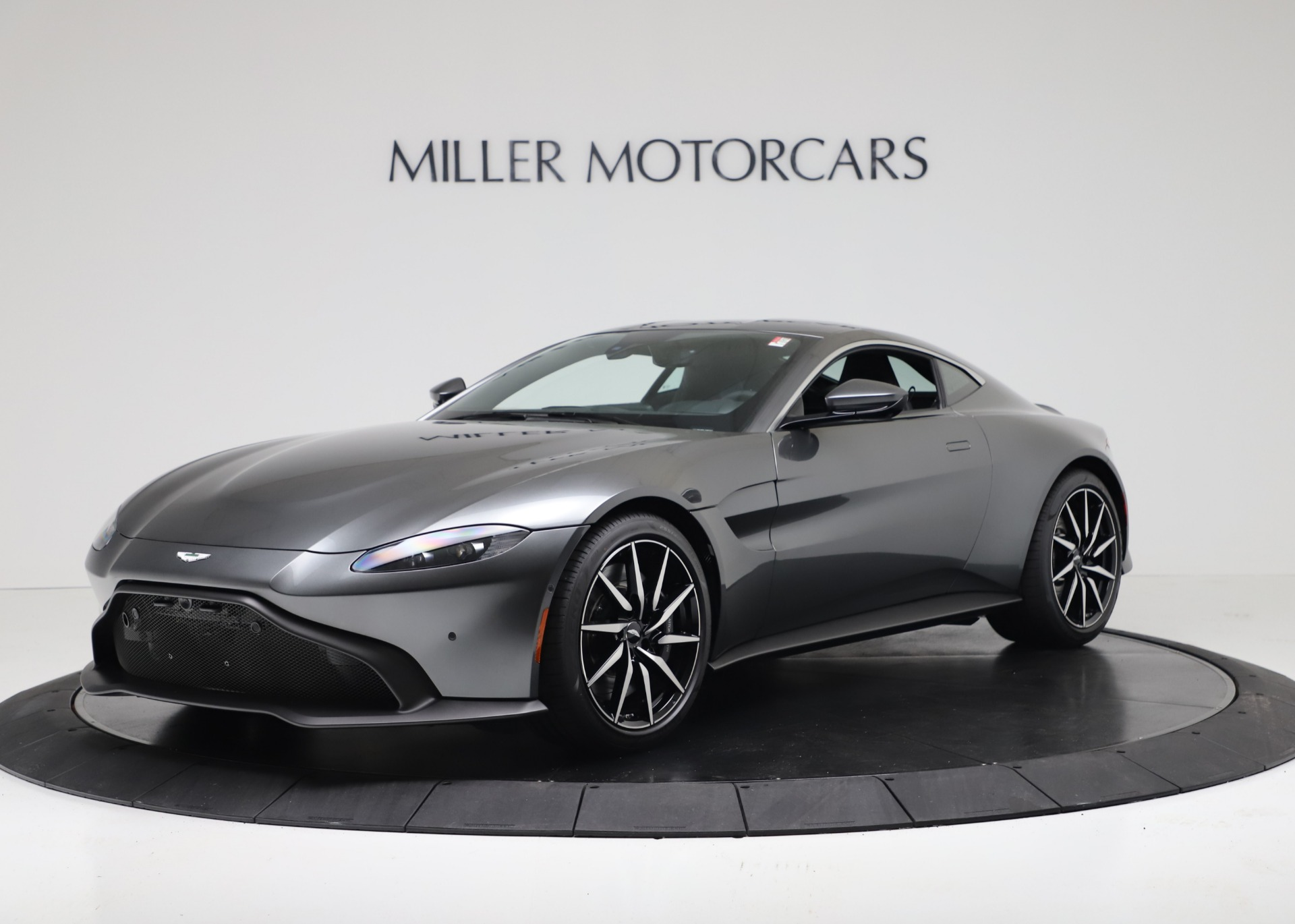 Used 2020 Aston Martin Vantage Coupe for sale $123,900 at Rolls-Royce Motor Cars Greenwich in Greenwich CT 06830 1