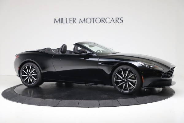 New 2020 Aston Martin DB11 Convertible for sale Sold at Rolls-Royce Motor Cars Greenwich in Greenwich CT 06830 10