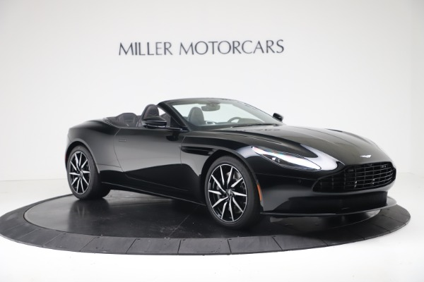 New 2020 Aston Martin DB11 Convertible for sale Sold at Rolls-Royce Motor Cars Greenwich in Greenwich CT 06830 11