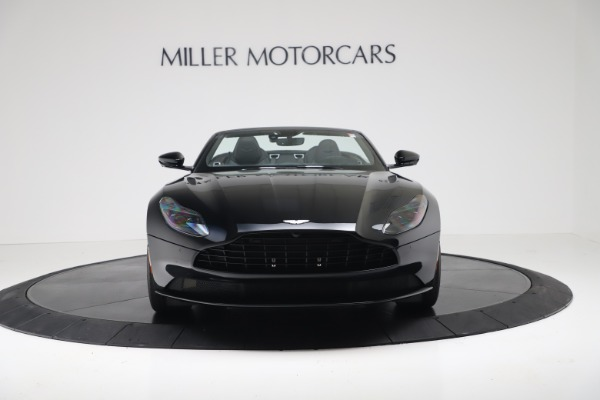 New 2020 Aston Martin DB11 Convertible for sale Sold at Rolls-Royce Motor Cars Greenwich in Greenwich CT 06830 12