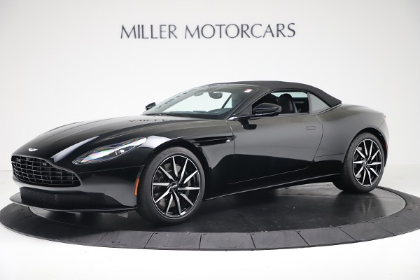 New 2020 Aston Martin DB11 Convertible for sale Sold at Rolls-Royce Motor Cars Greenwich in Greenwich CT 06830 13
