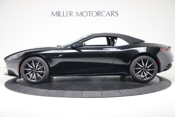New 2020 Aston Martin DB11 Convertible for sale Sold at Rolls-Royce Motor Cars Greenwich in Greenwich CT 06830 14