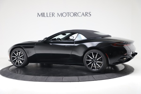 New 2020 Aston Martin DB11 Convertible for sale Sold at Rolls-Royce Motor Cars Greenwich in Greenwich CT 06830 15