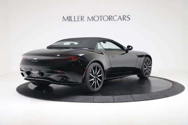 New 2020 Aston Martin DB11 Convertible for sale Sold at Rolls-Royce Motor Cars Greenwich in Greenwich CT 06830 16
