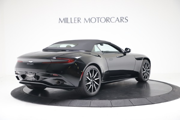 New 2020 Aston Martin DB11 Convertible for sale Sold at Rolls-Royce Motor Cars Greenwich in Greenwich CT 06830 17