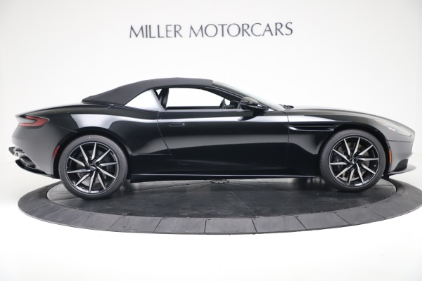 New 2020 Aston Martin DB11 Convertible for sale Sold at Rolls-Royce Motor Cars Greenwich in Greenwich CT 06830 18