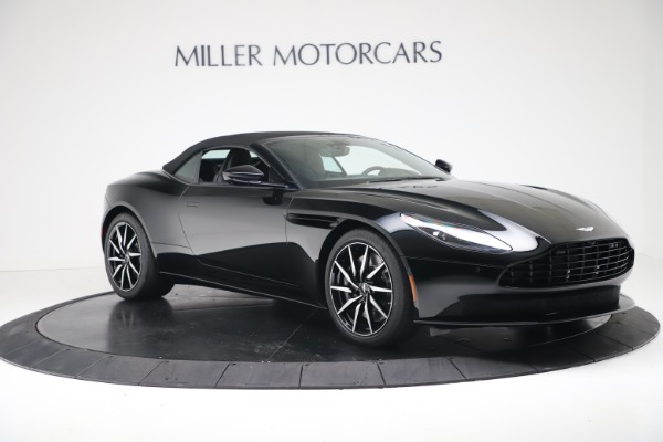 New 2020 Aston Martin DB11 Convertible for sale Sold at Rolls-Royce Motor Cars Greenwich in Greenwich CT 06830 19