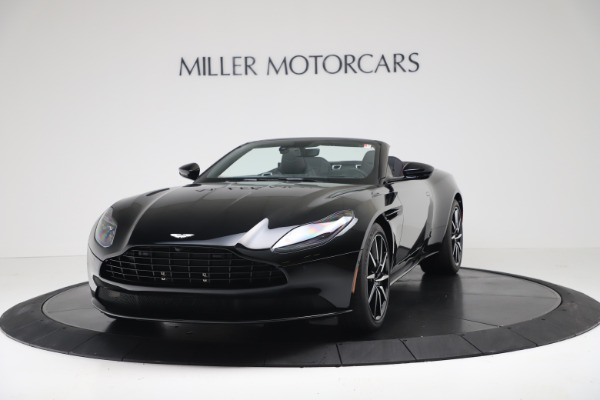 New 2020 Aston Martin DB11 Convertible for sale Sold at Rolls-Royce Motor Cars Greenwich in Greenwich CT 06830 2