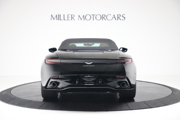 New 2020 Aston Martin DB11 Convertible for sale Sold at Rolls-Royce Motor Cars Greenwich in Greenwich CT 06830 20