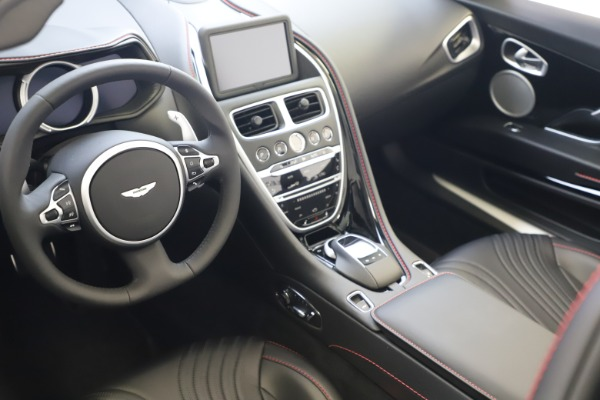 New 2020 Aston Martin DB11 Convertible for sale Sold at Rolls-Royce Motor Cars Greenwich in Greenwich CT 06830 21