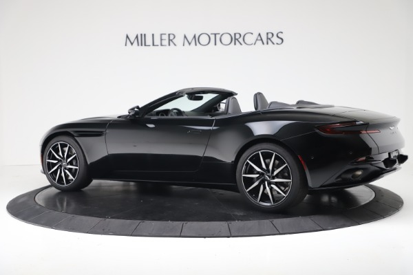 New 2020 Aston Martin DB11 Convertible for sale Sold at Rolls-Royce Motor Cars Greenwich in Greenwich CT 06830 4