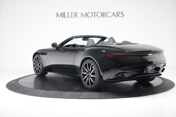 New 2020 Aston Martin DB11 Convertible for sale Sold at Rolls-Royce Motor Cars Greenwich in Greenwich CT 06830 5