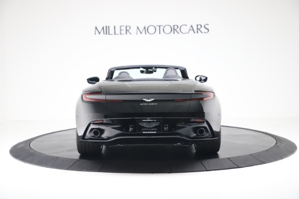 New 2020 Aston Martin DB11 Convertible for sale Sold at Rolls-Royce Motor Cars Greenwich in Greenwich CT 06830 6