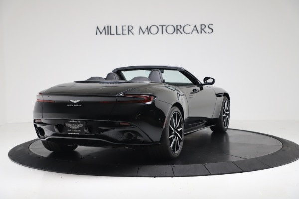 New 2020 Aston Martin DB11 Convertible for sale Sold at Rolls-Royce Motor Cars Greenwich in Greenwich CT 06830 7