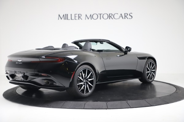 New 2020 Aston Martin DB11 Convertible for sale Sold at Rolls-Royce Motor Cars Greenwich in Greenwich CT 06830 8