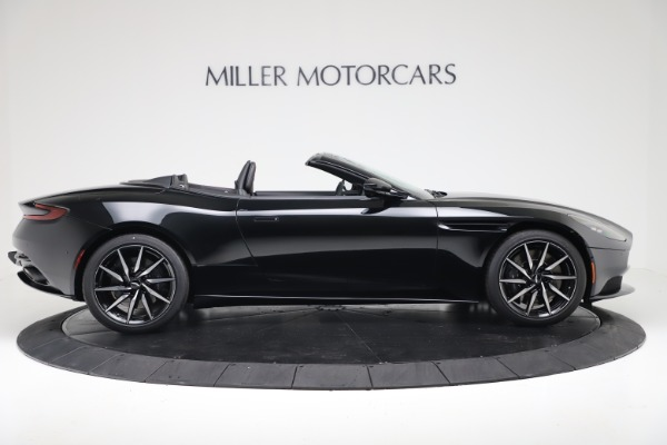 New 2020 Aston Martin DB11 Convertible for sale Sold at Rolls-Royce Motor Cars Greenwich in Greenwich CT 06830 9