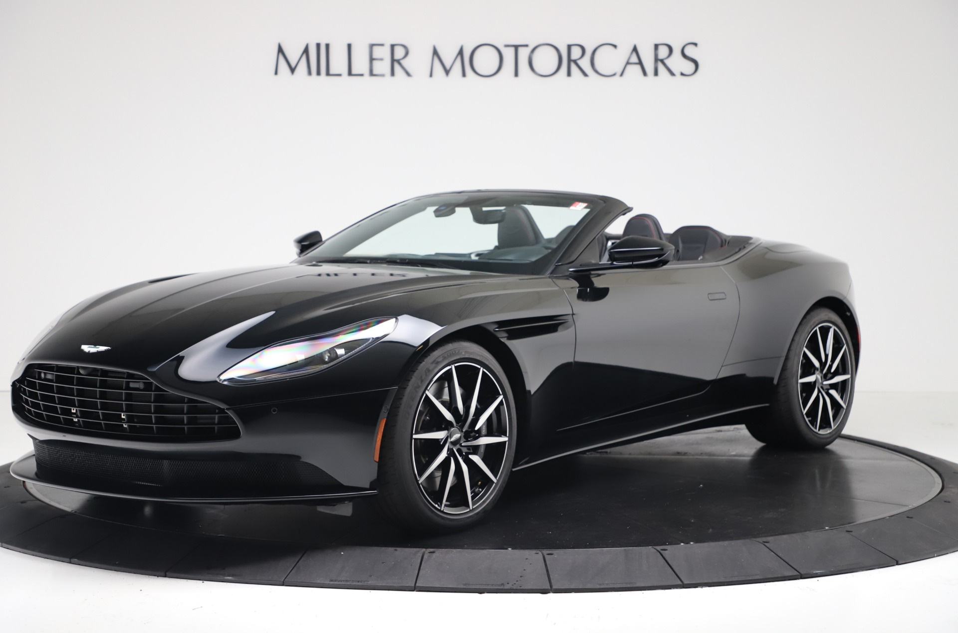 New 2020 Aston Martin DB11 Convertible for sale Sold at Rolls-Royce Motor Cars Greenwich in Greenwich CT 06830 1